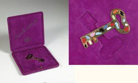 Niki de Saint Phalle-La cle-1991