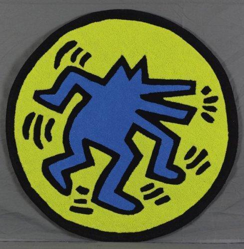 Keith Haring-Keith Haring - Dog-