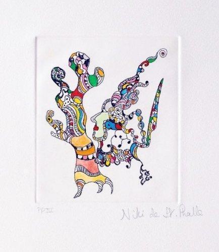 Niki de Saint Phalle-La reine-1999