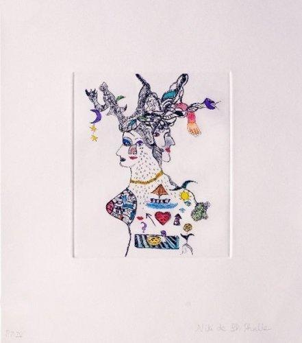 Niki de Saint Phalle-Le voyage-1996
