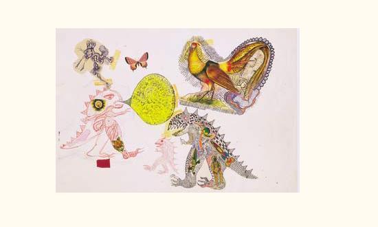 Niki de Saint Phalle-Grrrrrrrr-1963