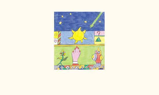 Niki de Saint Phalle-Soleil-1987