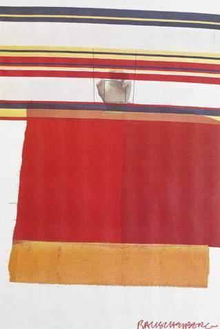 Robert Rauschenberg-Robert Rauschenberg - Galerie Sonnabend-1972