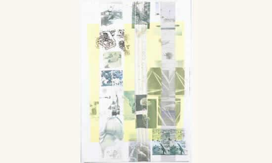 Robert Rauschenberg-Robert Rauschenberg - Urban Ointment (Slide)-1979