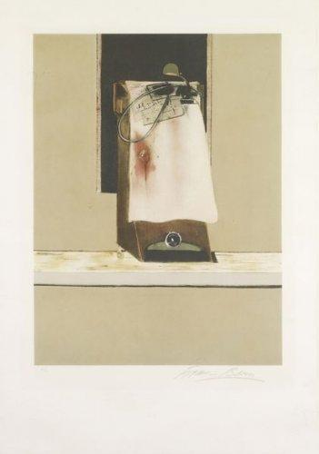 Francis Bacon-Seconde version of painting-1971