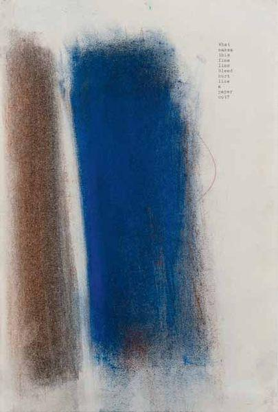 Joan Mitchell-What makes This-1975