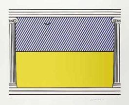 Roy Lichtenstein-Liberte-1991