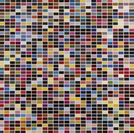 Gerhard Richter-1025 Colours-1974