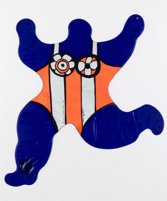 Niki de Saint Phalle-Nana Ballon-1968