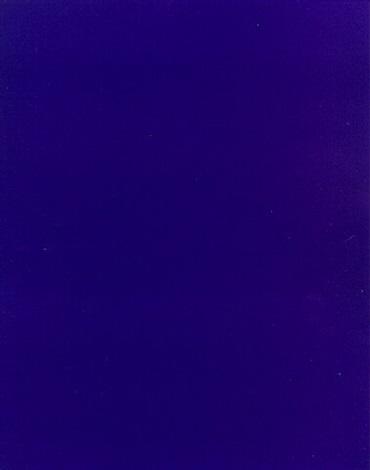 Yves Klein-I.K.B. 163-1961