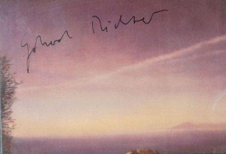 Gerhard Richter-Korsika (Corsica)-1990