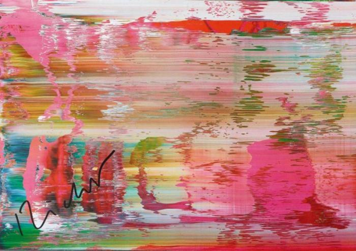 Gerhard Richter-Abstraktes Bild 858-2 (Abstract Painting 858-2)-1999