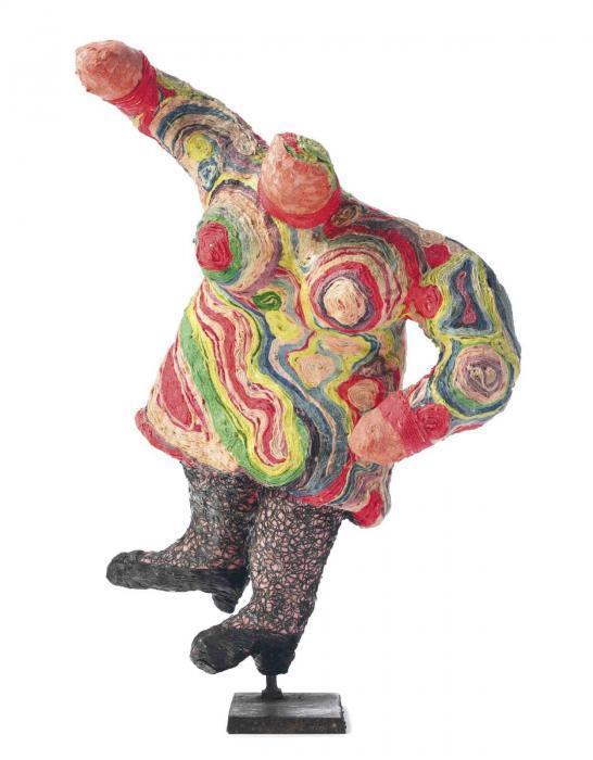 Niki de Saint Phalle-Nana-1965