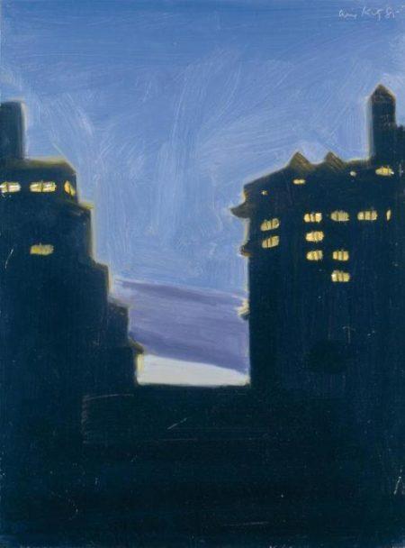Alex Katz-Twilight-1985