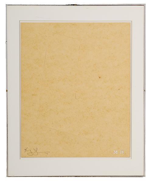 Jasper Johns-Untitled-