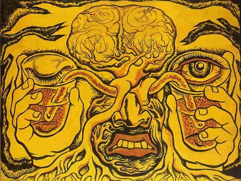 Diego Rivera-Les vases communicants-1938
