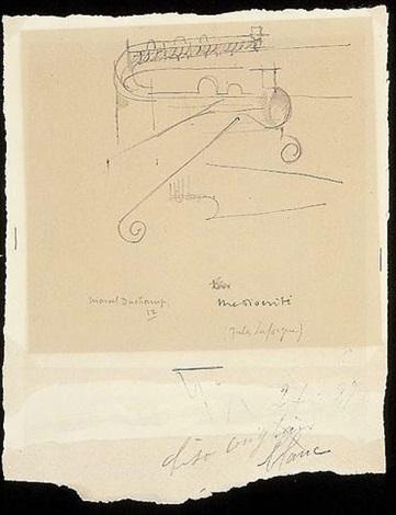 Marcel Duchamp-Mediocrite-1912