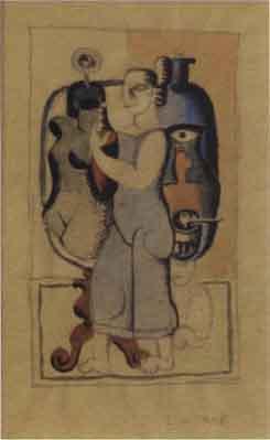 Le Corbusier-Femme-1928
