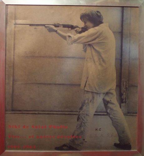 Niki de Saint Phalle-Tirs... et autres revoltes-1964