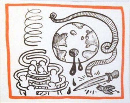 Keith Haring-Keith Haring - Planet Earth 5/20-1989