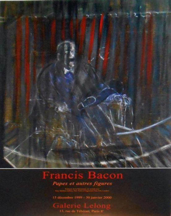 Francis Bacon-Sans titre-2000