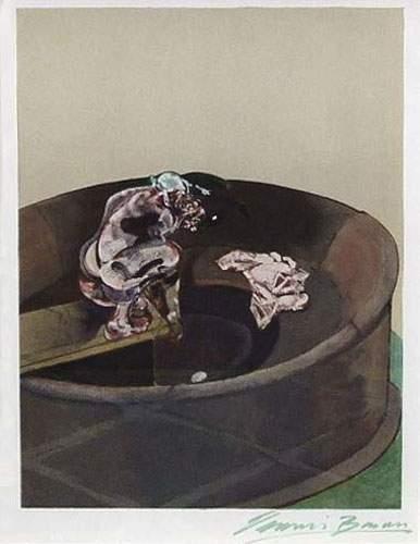 Francis Bacon-Sans titre-