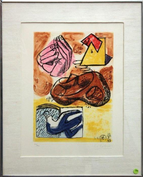 Le Corbusier-Unite #16-1953