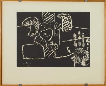 Le Corbusier-Taureau-1964