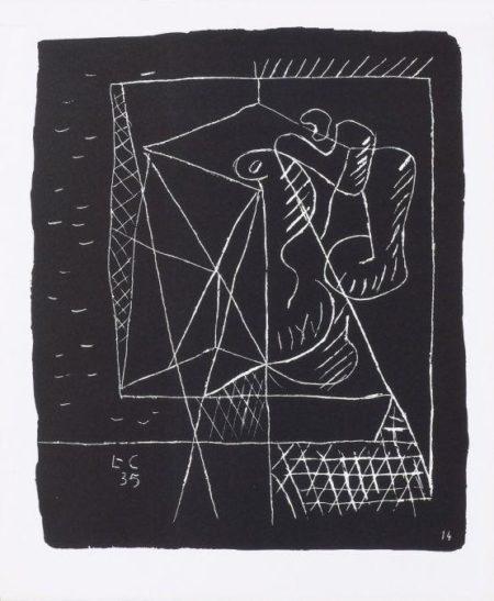Le Corbusier-Entre-deux Ou Propos Toujours Relies (1964)-1964