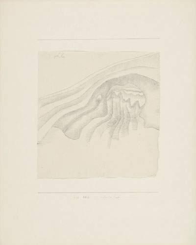 Paul Klee-Under Der Erde (Under The Earth)-1929