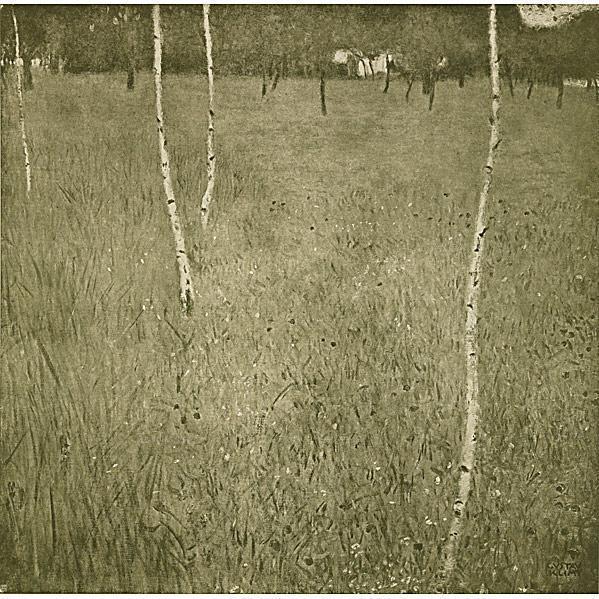 Gustav Klimt-Untitled-