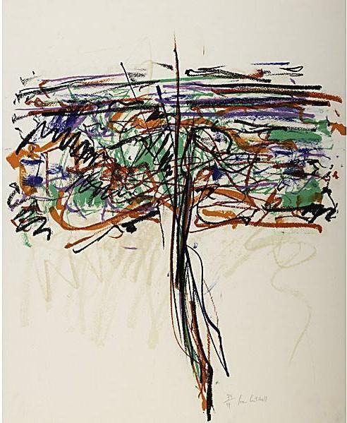 Joan Mitchell-Tree I-1992