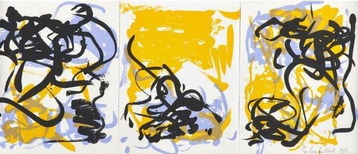 Joan Mitchell-Little Weeds I-1992
