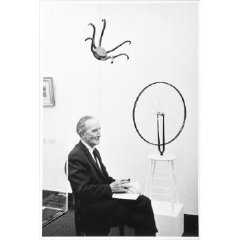 Marcel Duchamp-Marcel Duchamp, meme (from Re-Object, Mythos)-1965