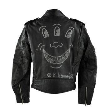 Keith Haring-Keith Haring - 3 Eyed Smile-1988
