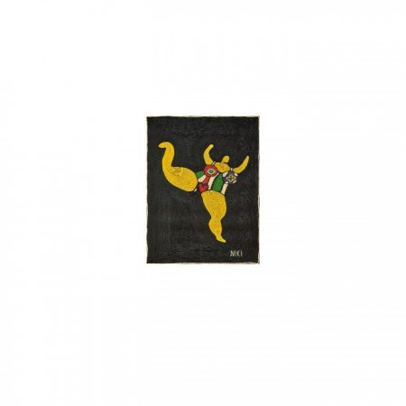 Niki de Saint Phalle-Wall hanging-1970