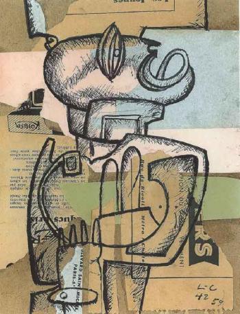 Le Corbusier-Ubu bois-1959