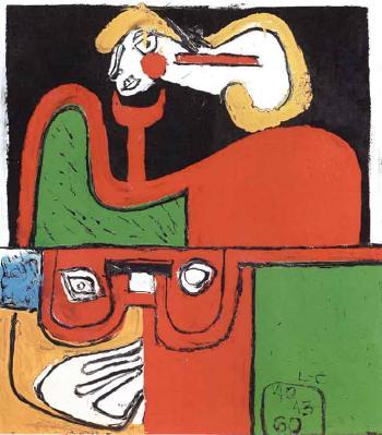 Le Corbusier-Composition-