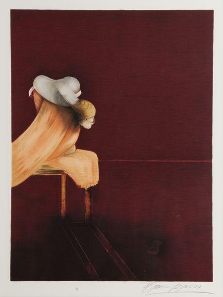 Francis Bacon-Triptyque seconde version-1988