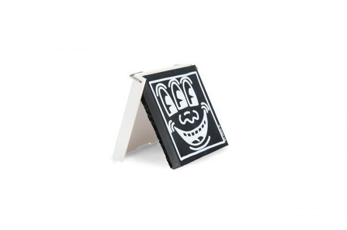Keith Haring-Keith Haring - Deux portes preservatifs ( Two condoms doors)-