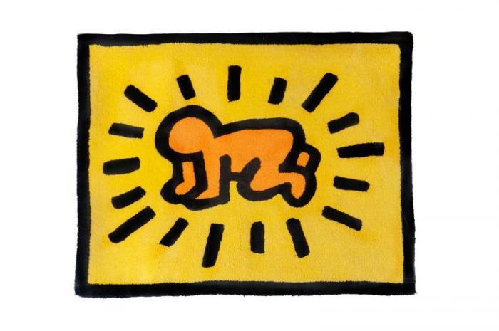 Keith Haring-Keith Haring - Radiant Child-1988