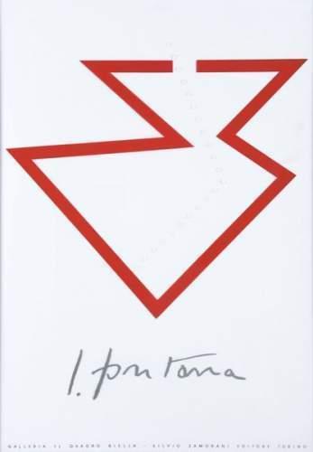 Lucio Fontana-Affiche et rodhoid-