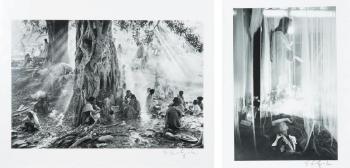 Sebastiao Salgado-Tiguay, Inde-1985