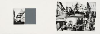 Gerhard Richter-Goslar (Still) / Und Goslar (Hektisch)-1988