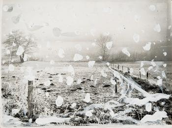 Anselm Kiefer-Ohne Titel (Winterbild)-