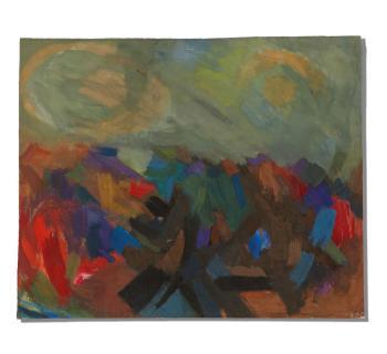 John Baldessari-Untitled-1960