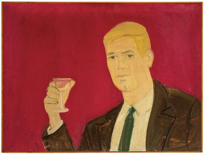 Alex Katz-Here's to You-1962