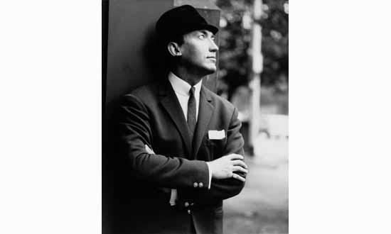 Helmut Newton-Mode masculine, Melbourne, Australie-1966