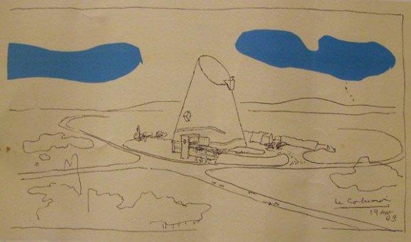 Le Corbusier-Paysage-1963