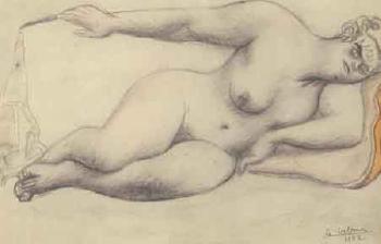 Le Corbusier-Femme nue-1932
